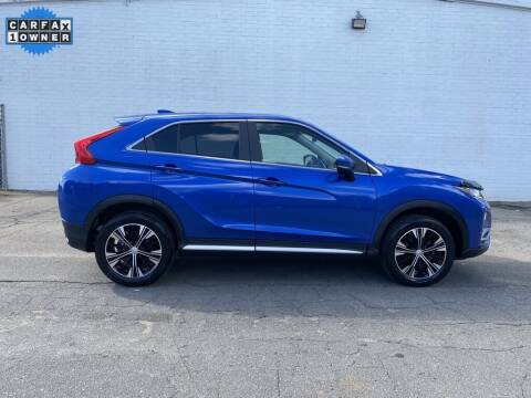 2018 Mitsubishi Eclipse Cross for sale at Smart Chevrolet in Madison NC