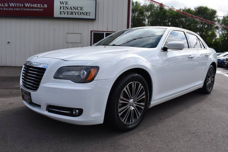 2012 Chrysler 300 for sale at DealswithWheels in Hastings MN