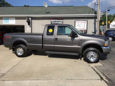 2004 Ford F-250 Super Duty for sale at Grey Horse Motors in Hamilton OH