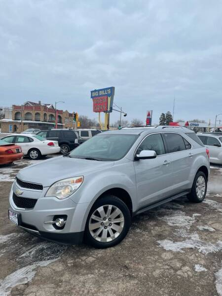 2010 Chevrolet Equinox for sale at Big Bills in Milwaukee WI