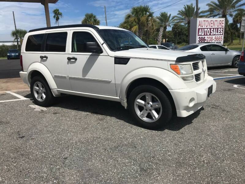 2010 Dodge Nitro for sale at AutoVenture in Holly Hill FL