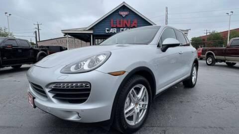 2013 Porsche Cayenne for sale at LUNA CAR CENTER in San Antonio TX