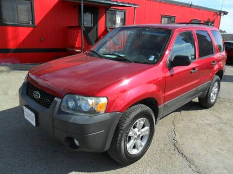 2007 Ford Escape for sale at Talisman Motor City in Houston TX