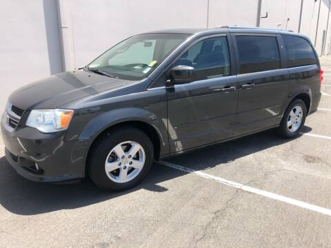 2011 Dodge Grand Caravan for sale at City Auto Sales in Sparks NV