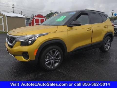 2021 Kia Seltos for sale at Autotec Auto Sales in Vineland NJ