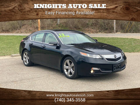 2012 Acura TL for sale at Knights Auto Sale in Newark OH