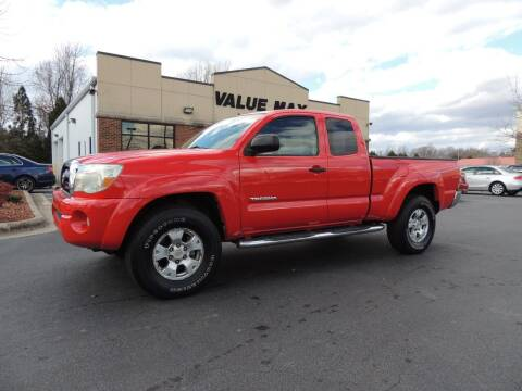 2006 Toyota Tacoma for sale at ValueMax Used Cars in Greenville NC