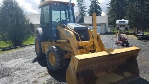 2007 2007 John Deere 310 S 310 S for sale at DirtWorx Equipment - Used Equipment in Woodland WA