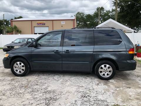 2003 Honda Odyssey for sale at Mego Motors in Orlando FL