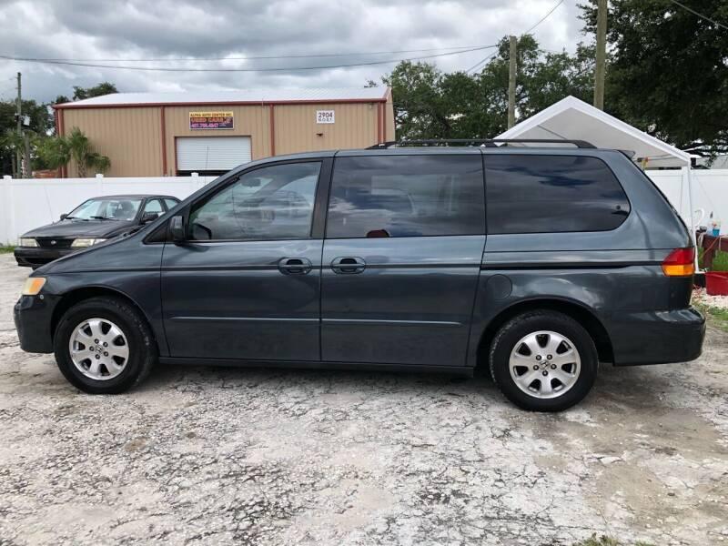 2003 Honda Odyssey for sale at Mego Motors in Orlando FL