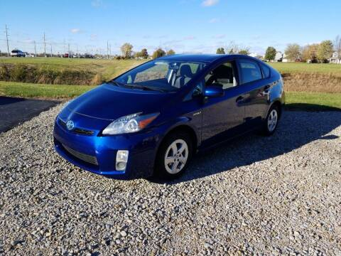 2010 Toyota Prius for sale at CALDERONE CAR & TRUCK in Whiteland IN