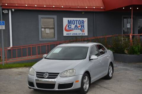 2009 Volkswagen Jetta for sale at Motor Car Concepts II - Kirkman Location in Orlando FL