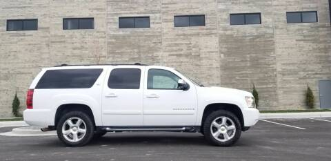 2007 Chevrolet Suburban for sale at FRESH TREAD AUTO LLC in Springville UT