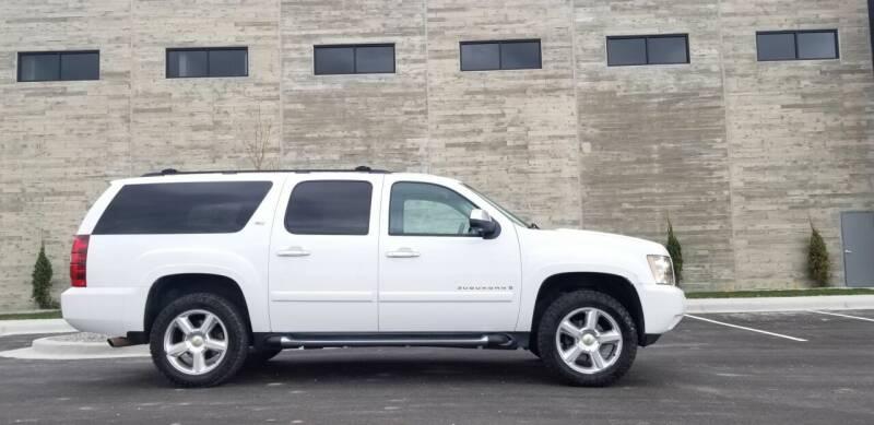 2007 Chevrolet Suburban for sale at FRESH TREAD AUTO LLC in Springville UT
