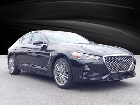 2021 Genesis G70 for sale at Colonial Hyundai in Downingtown PA