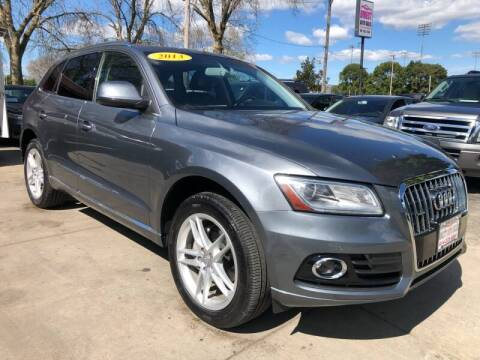2013 Audi Q5 for sale at Direct Auto Sales in Milwaukee WI