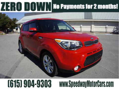 2016 Kia Soul for sale at Speedway Motors in Murfreesboro TN