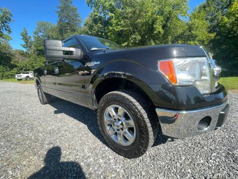 2014 Ford F-150 for sale at Priority One Auto Sales in Stokesdale NC
