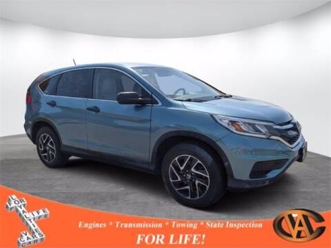 2016 Honda CR-V for sale at VA Cars Inc in Richmond VA