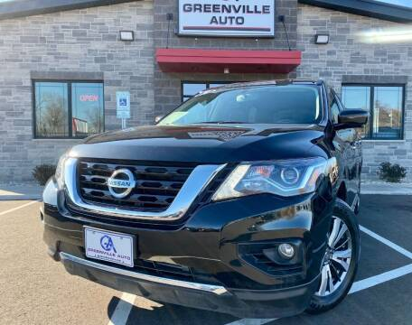 2020 Nissan Pathfinder for sale at GREENVILLE AUTO & RV in Greenville WI