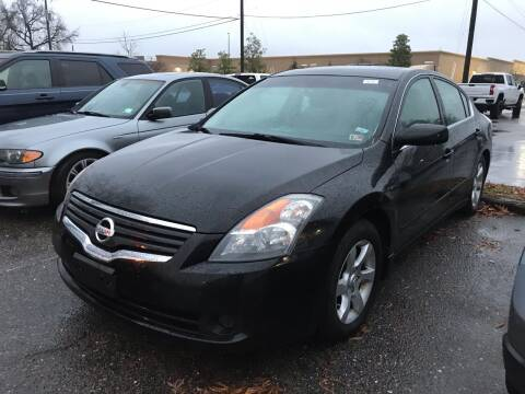 2008 Nissan Altima for sale at CARZLOT in Portsmouth VA