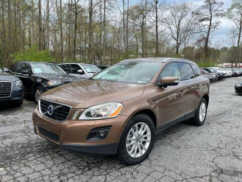 2010 Volvo XC60 for sale at Car Online in Roswell GA