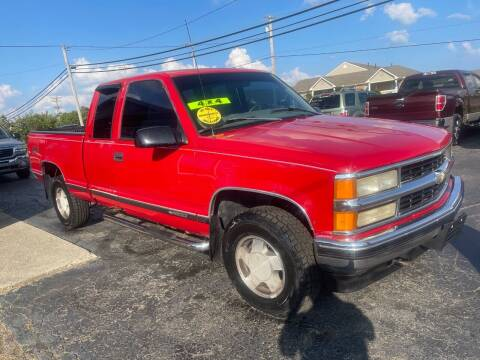 1999 Chevrolet C/K 1500 Series for sale at C&C Affordable Auto and Truck Sales in Tipp City OH