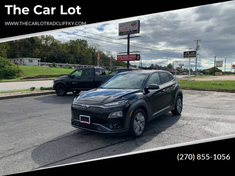 2021 Hyundai Kona EV for sale at The Car Lot in Radcliff KY