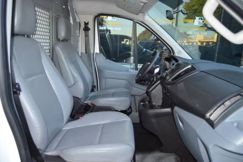 2015 Ford Transit Cargo 250 3dr LWB Low Roof Cargo Van w/60/40 Passenger Side Doors - Dallas TX
