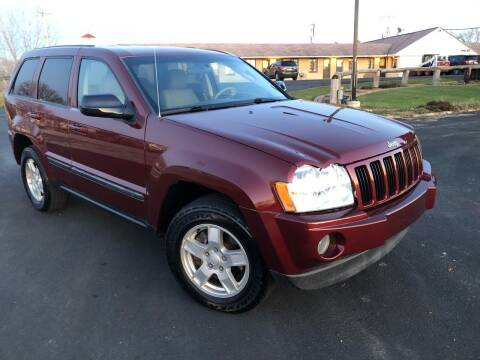 2007 Jeep Grand Cherokee for sale at Wyss Auto in Oak Creek WI