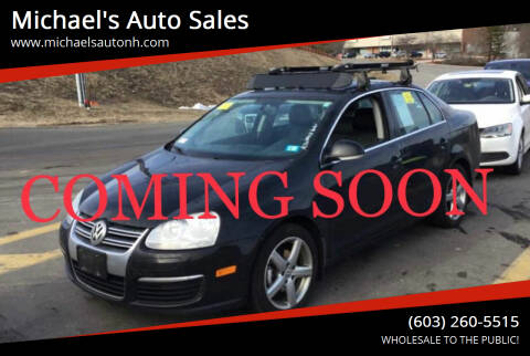 2010 Volkswagen Jetta for sale at Michael's Auto Sales in Derry NH