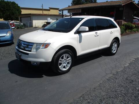 2008 Ford Edge for sale at Manzanita Car Sales in Gridley CA