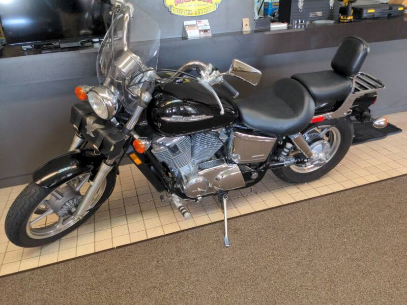 2004 Honda Shadow Spirit for sale at McClain Auto Mall in Rochelle IL