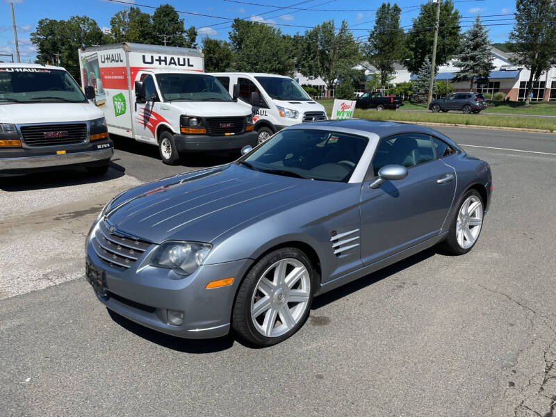 2004 Chrysler Crossfire for sale at Candlewood Valley Motors in New Milford CT