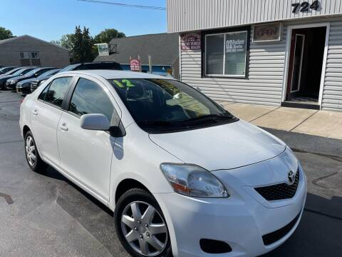 2012 Toyota Yaris for sale at OZ BROTHERS AUTO in Webster NY