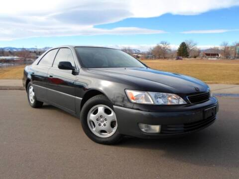 1999 Lexus ES 300 for sale at Nations Auto in Lakewood CO