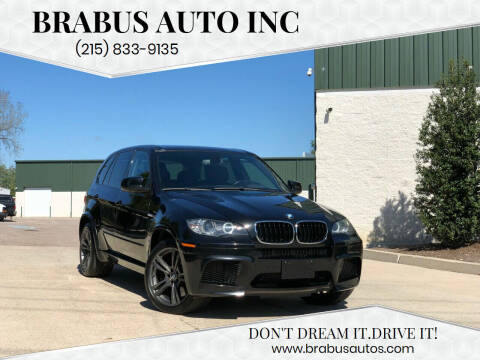 2010 BMW X5 M for sale at Car Time in Philadelphia PA