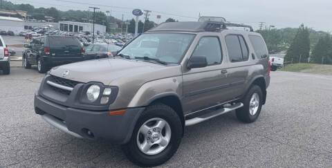 2003 Nissan Xterra for sale at Hillside Motors Inc. in Hickory NC