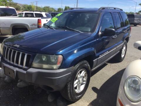 2004 Jeep Grand Cherokee for sale at Small Car Motors in Carson City NV