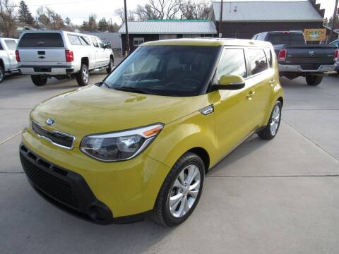2014 Kia Soul for sale at HOO MOTORS in Kiowa CO