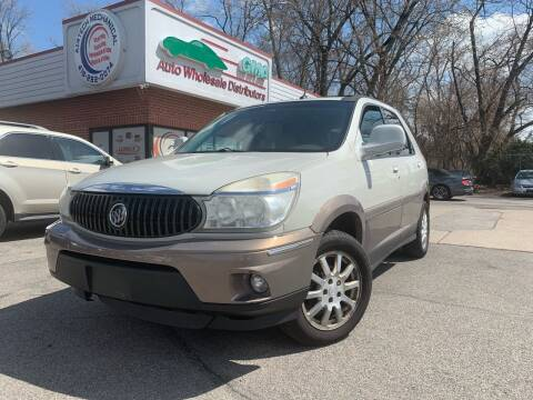 2007 Buick Rendezvous for sale at GMA Automotive Wholesale in Toledo OH