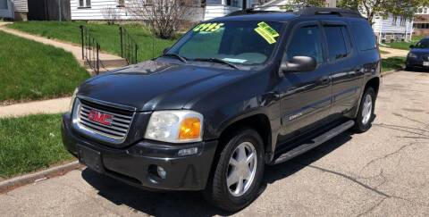 2003 GMC Envoy XL for sale at Petite Auto Sales in Kenosha WI