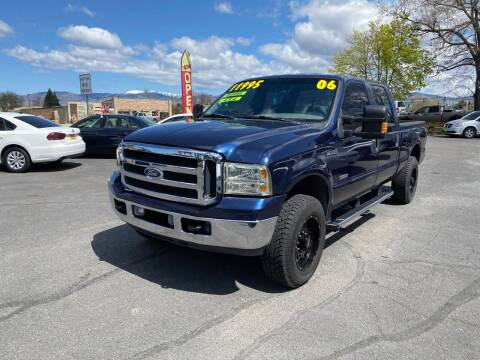 2006 Ford F-250 Super Duty for sale at TDI AUTO SALES in Boise ID