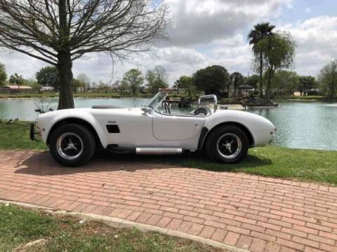 1985 Shelby Cobra for sale at Classic Car Deals in Cadillac MI