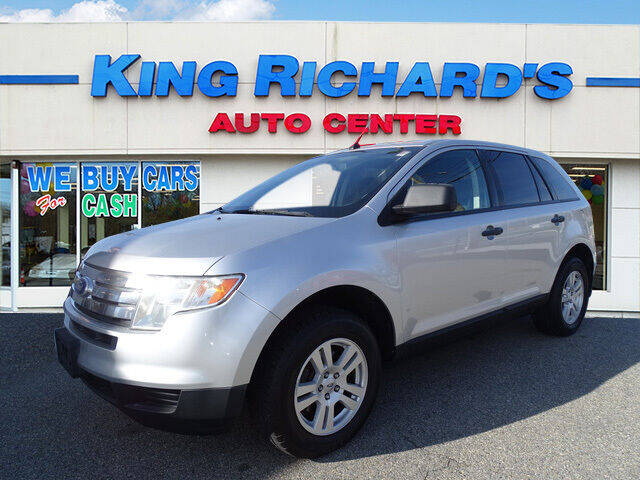2010 Ford Edge for sale at KING RICHARDS AUTO CENTER in East Providence RI