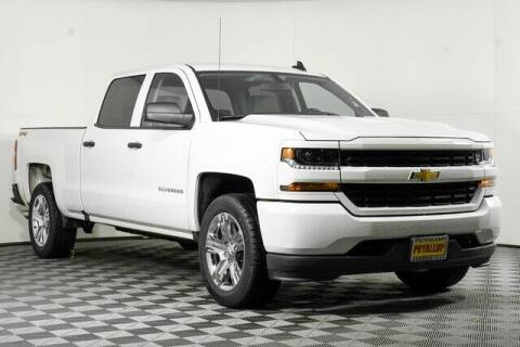 2018 Chevrolet Silverado 1500 for sale at Washington Auto Credit in Puyallup WA