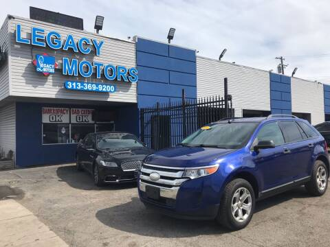 2014 Ford Edge for sale at Legacy Motors in Detroit MI