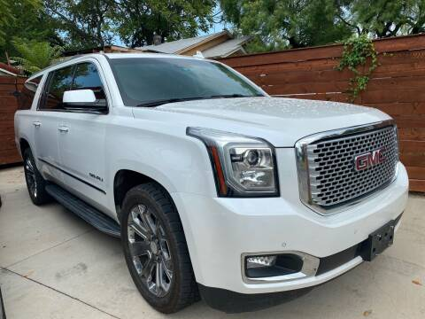 2016 GMC Yukon XL for sale at Speedway Motors TX in Fort Worth TX