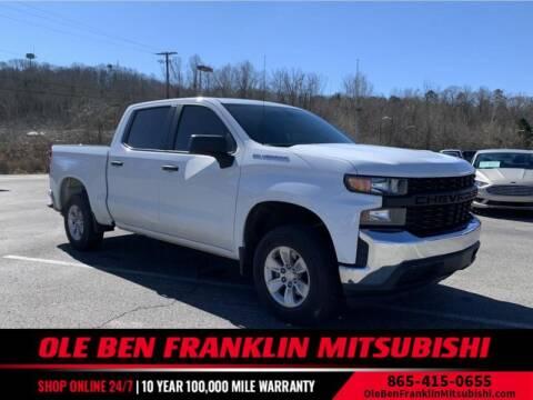 2019 Chevrolet Silverado 1500 for sale at Ole Ben Franklin Mitsbishi in Oak Ridge TN