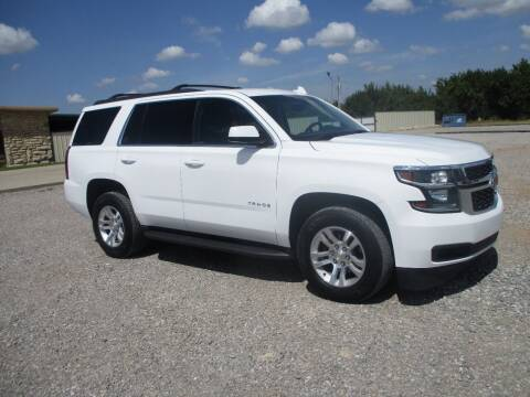 2018 Chevrolet Tahoe for sale at LK Auto Remarketing in Moore OK